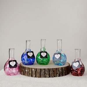 Circle of Friends Vase- compassion PINK