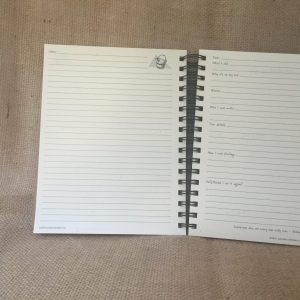 My Bucket List Large Journal